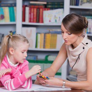 Консультация у детского психолога