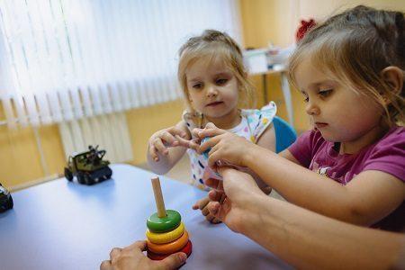 Запуск речи у детей с задержкой речевого развития