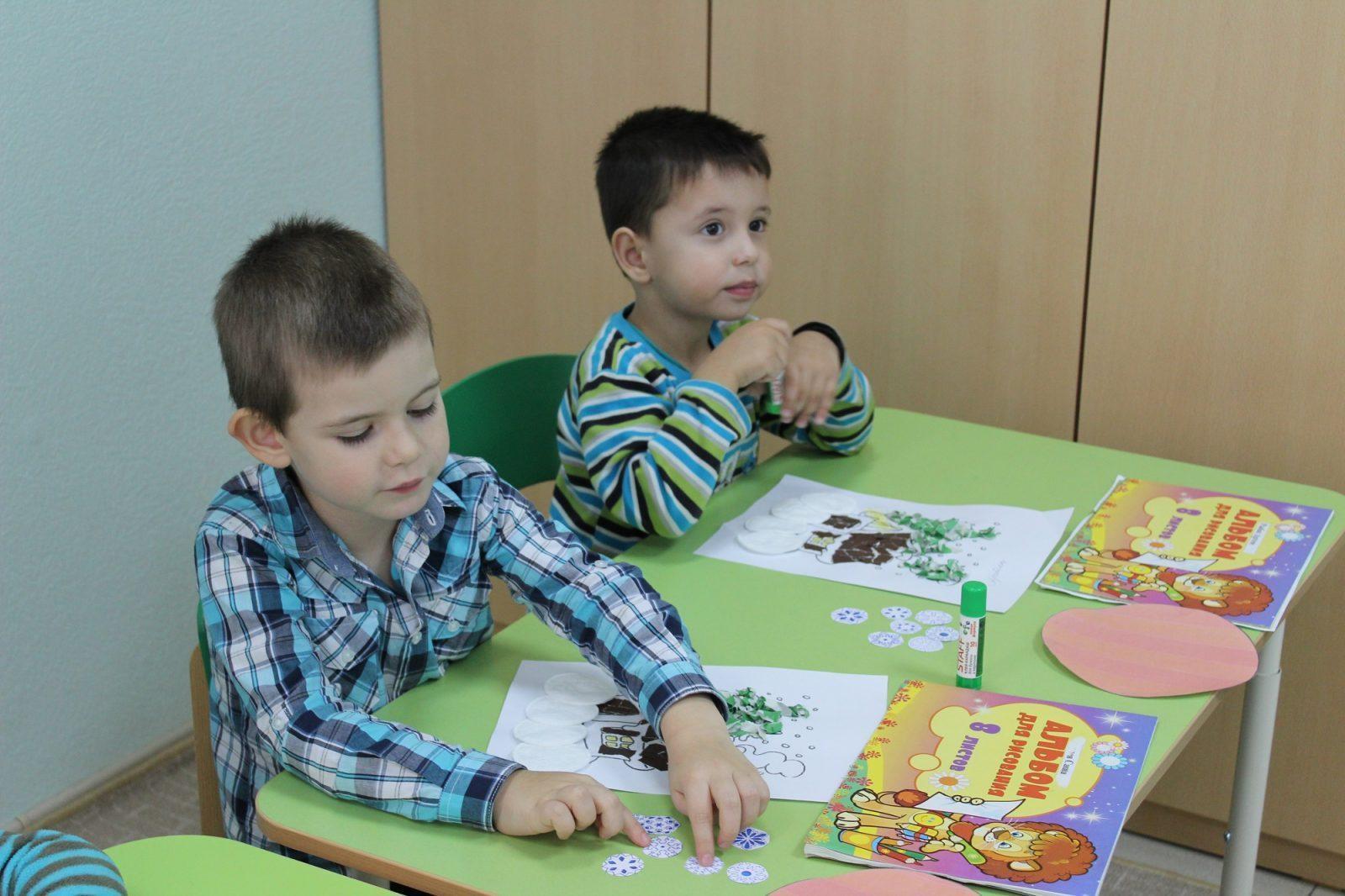 Логопедическая группа «Реченька» для детей 4-6 лет