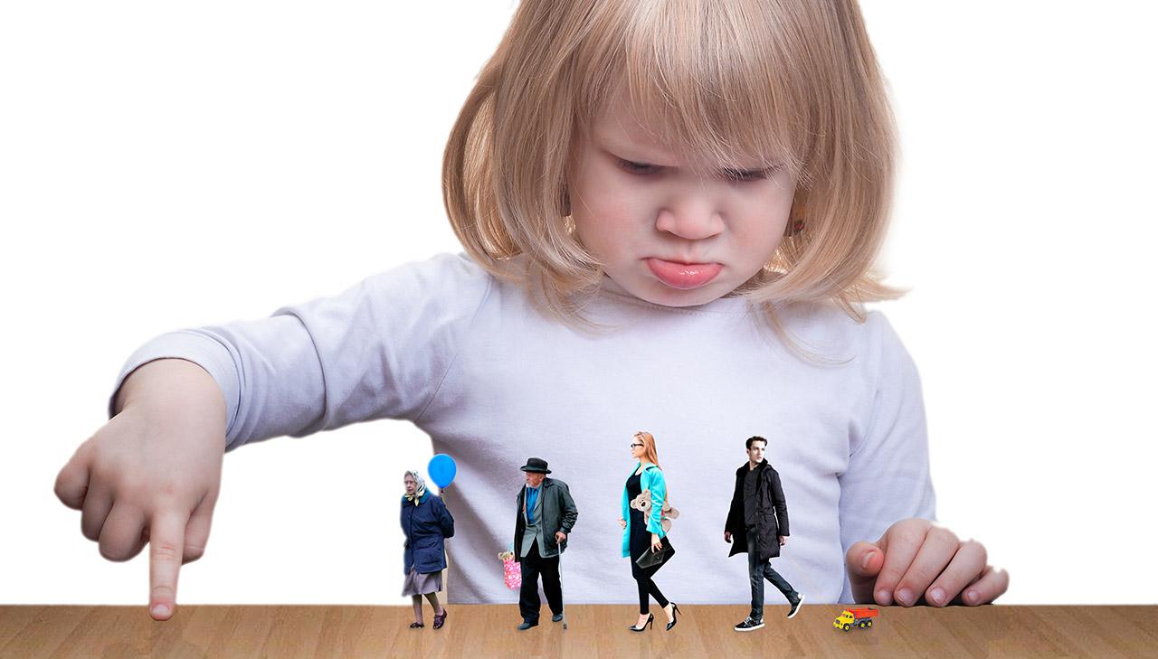 Кто в доме хозяин, или почему ребенок не признает авторитет родителей