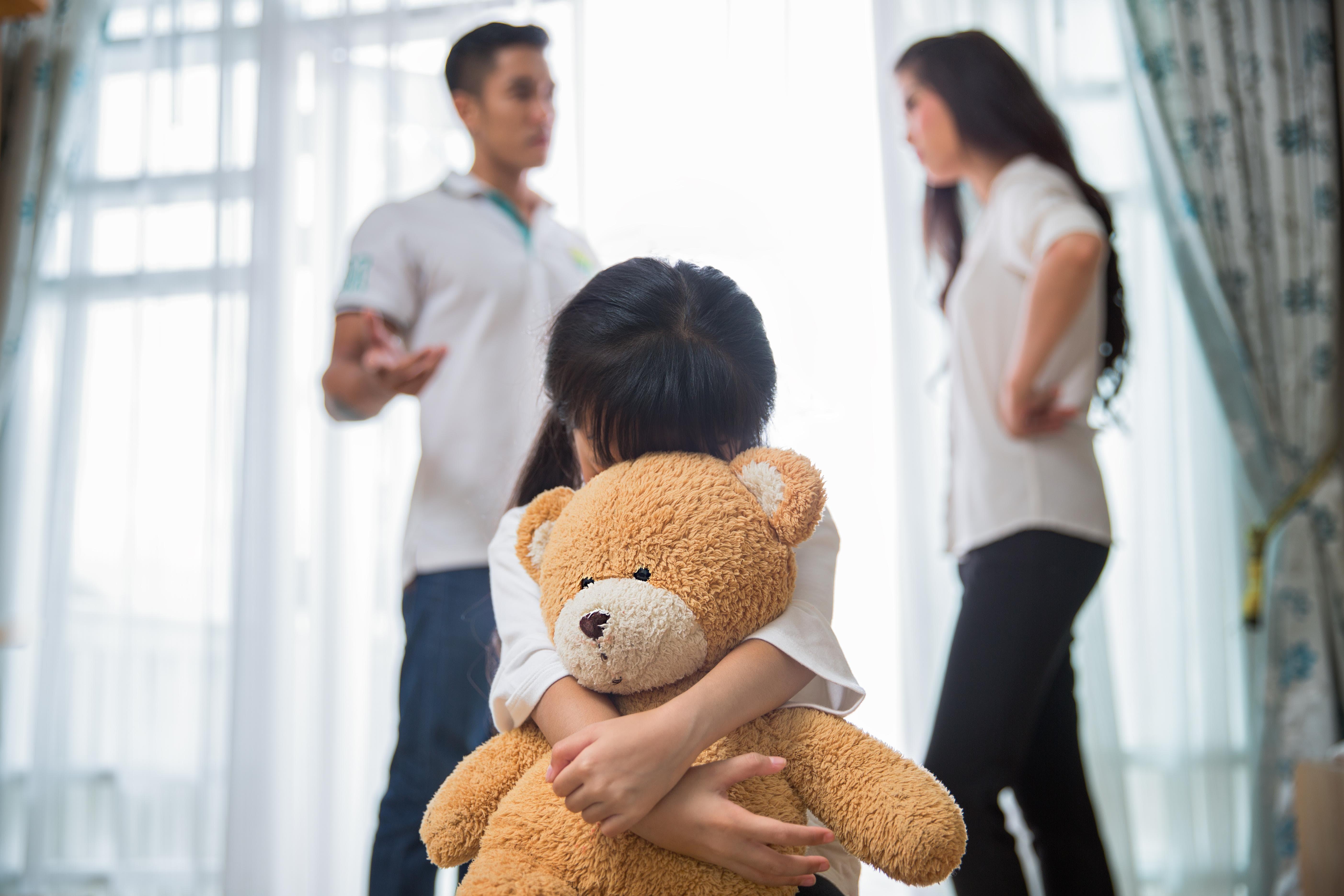 Чего нельзя делать родителям при разводе