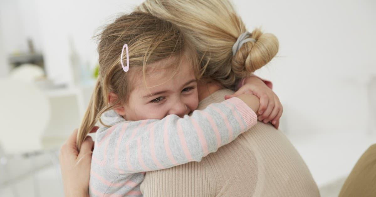 Хотите получать любовь ребенка? Не бойтесь ее потерять!