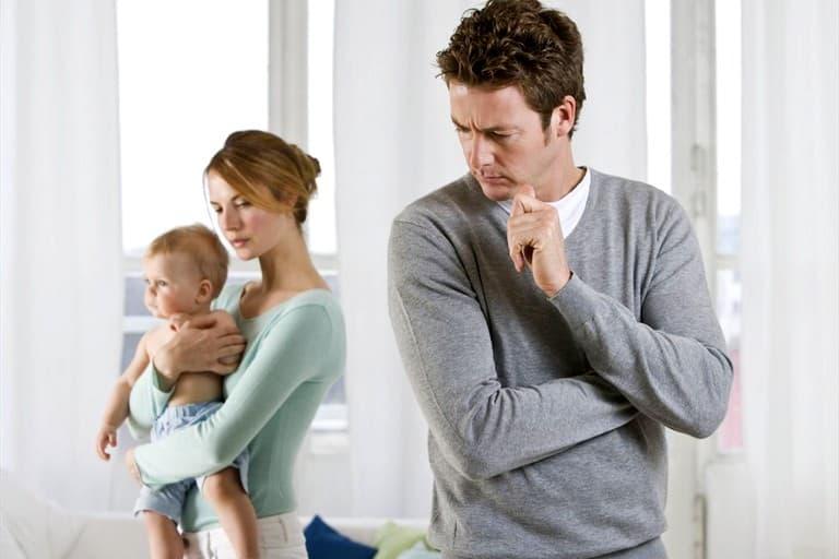 Как вовлечь мужа в воспитание ребенка